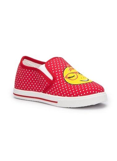 Pink Step Ayakkabı Kırmızı